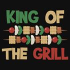 King of the Grill BBQ Skewers  by anertek