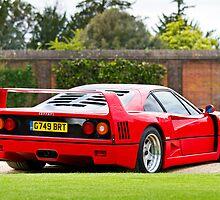 Ferrari F40 by Gareth Spiller