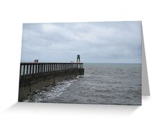 Whitby4 Greeting Card