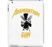 Gym - Logan iPad Case/Skin