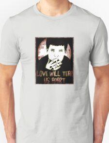 Ian Curtis Joy Division Smokin' T-Shirt