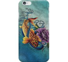 Golden Koi Case iPhone Case/Skin