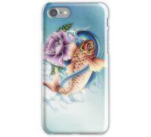 Magical Koi Fish Case iPhone Case/Skin