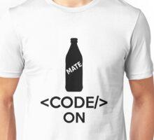 Code On Unisex T-Shirt