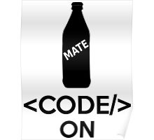 Code On Poster
