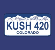 Colorado kush 420 by mouseman