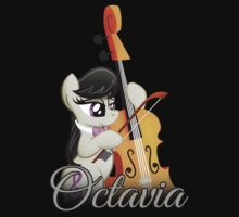 Classically Beautiful Octavia Tshirt (My Little Pony: Friendship is Magic) by broniesunite