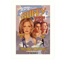Buffy: Once More, With Feeling Art Print