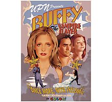 Buffy: Once More, With Feeling Photographic Print