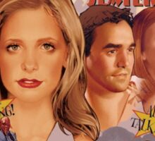 Buffy: Once More, With Feeling Sticker