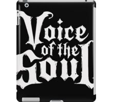 Voice of the Soul iPad Case/Skin