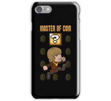 Master of Coin iPhone Case/Skin