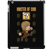 Master of Coin iPad Case/Skin