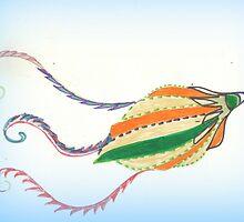 Comic Water flight by Sjarifuddin