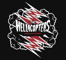 The Hellacopters - Strikes like lightings. by Cheikon