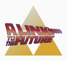 A Link to the Future Baby Tee
