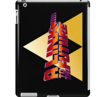 A Link to the Future iPad Case/Skin