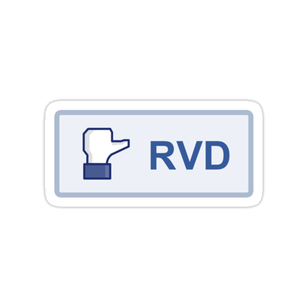RVD Like Button by wemarkout