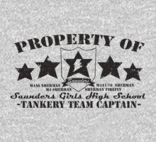 Saunders Team Shirt by EpcotServo