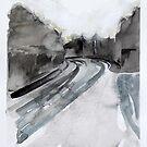 Mannamead Road by Richard Sunderland