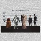 The usual suspects - Dr Who by flowerman