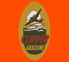 Clipper Gasoline Vintage T-shirt Kids Tee