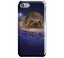 Galactic Sloth iPhone Case/Skin