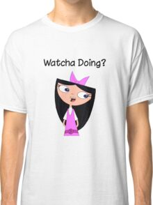 Phineas and Ferb - Isabella Classic T-Shirt