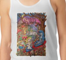 Down the Rabbit Hole Tank Top