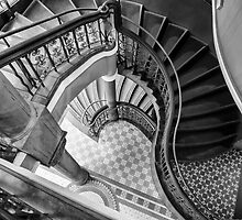 Staircase by Philip Mack