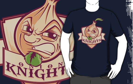 Seaworth Onion Knights by Blueswade