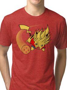 Goikachu Tri-blend T-Shirt