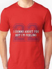 22 Sport Jersey  Unisex T-Shirt