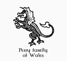 Welsh Heritage: Perry surname Unisex T-Shirt