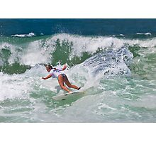 Surfs Up! Photographic Print