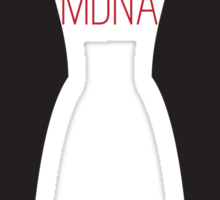 WTF is MDNA  Sticker