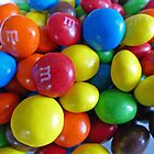 Peanut Butter M&M's by Susan S. Kline