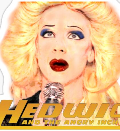 Hedwig and the Angry Inch Sticker