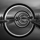 Falkirk Wheel by Philip Mack