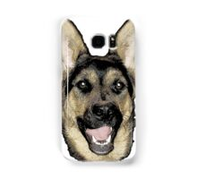 German shepherd Samsung Galaxy Case/Skin