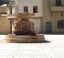 Horror fountain by Lilo1323