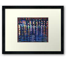 Incandescence Framed Print