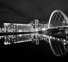 Clyde Reflections by Philip Mack