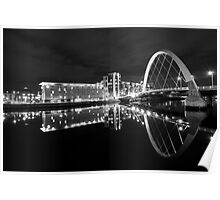 Clyde Reflections Poster