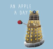 An Apple a Day Keeps the Doctor Away One Piece - Short Sleeve