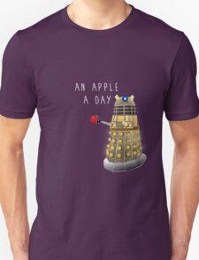 An Apple a Day Keeps the Doctor Away Unisex T-Shirt