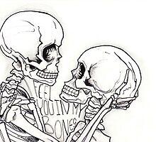 I Feel You In My Bones by Maddi Schachtel