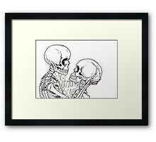 I Feel You In My Bones Framed Print