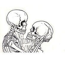 I Feel You In My Bones Photographic Print