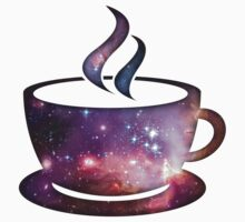 Cosmic Coffee Kids Clothes